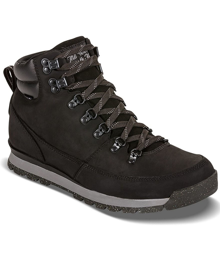 The North Face Men´s Back-To-Berkeley Redux Leather Lace Up Boot