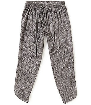GB Girls Big Girls 7-16 Knit Harem Pants