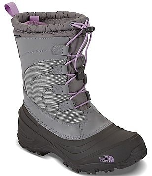 The North Face Girl´s Alpenglow IV Waterproof Lace Up Boot