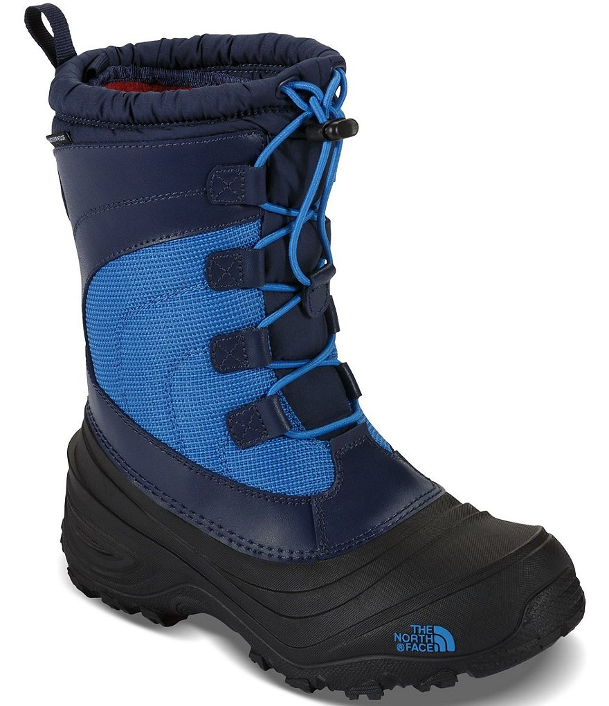 The North Face Boy´s Alpenglow IV Waterproof Boot