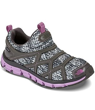 The North Face Girl´s Litewave Water Resistant Slip On Sneakers