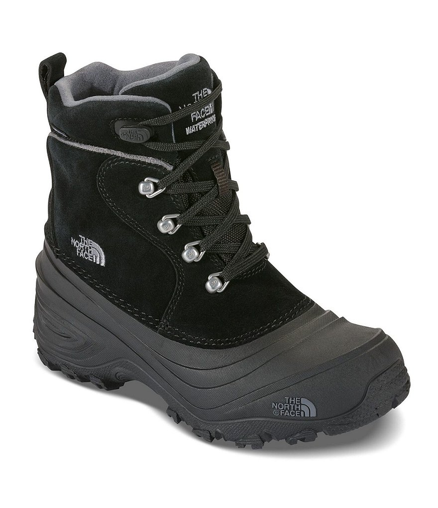 The North Face Boy´s Chillkat Waterproof Lace II Boot