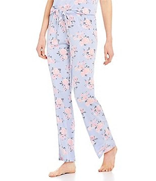 Jasmine & Ginger Floral Jersey Sleep Pants