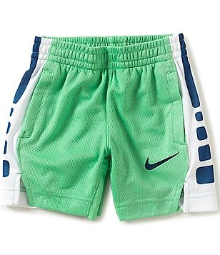 Nike Little Boys 2T-7 Elite Stripe Shorts