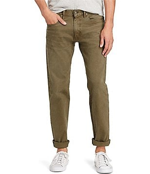 Polo Ralph Lauren Hampton Straight-Fit Stretch Jeans