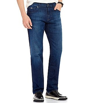 BOSS Green Maine1 Comfort Stretch Denim Jeans