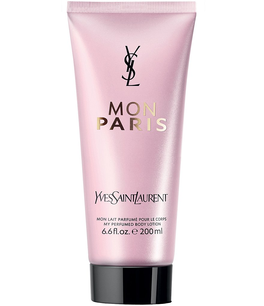Yves Saint Laurent Mon Paris Perfumed Body Lotion