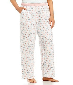 Sleep Sense Plus Teacups & Stripes Sleep Pants
