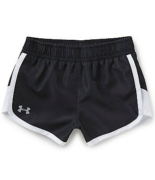 Under Armour Little Girls 2T-6X Fast Lane Shorts