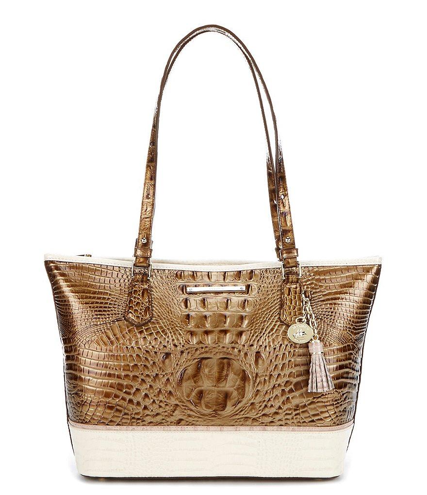 Brahmin Primrose Collection Medium Asher Tote