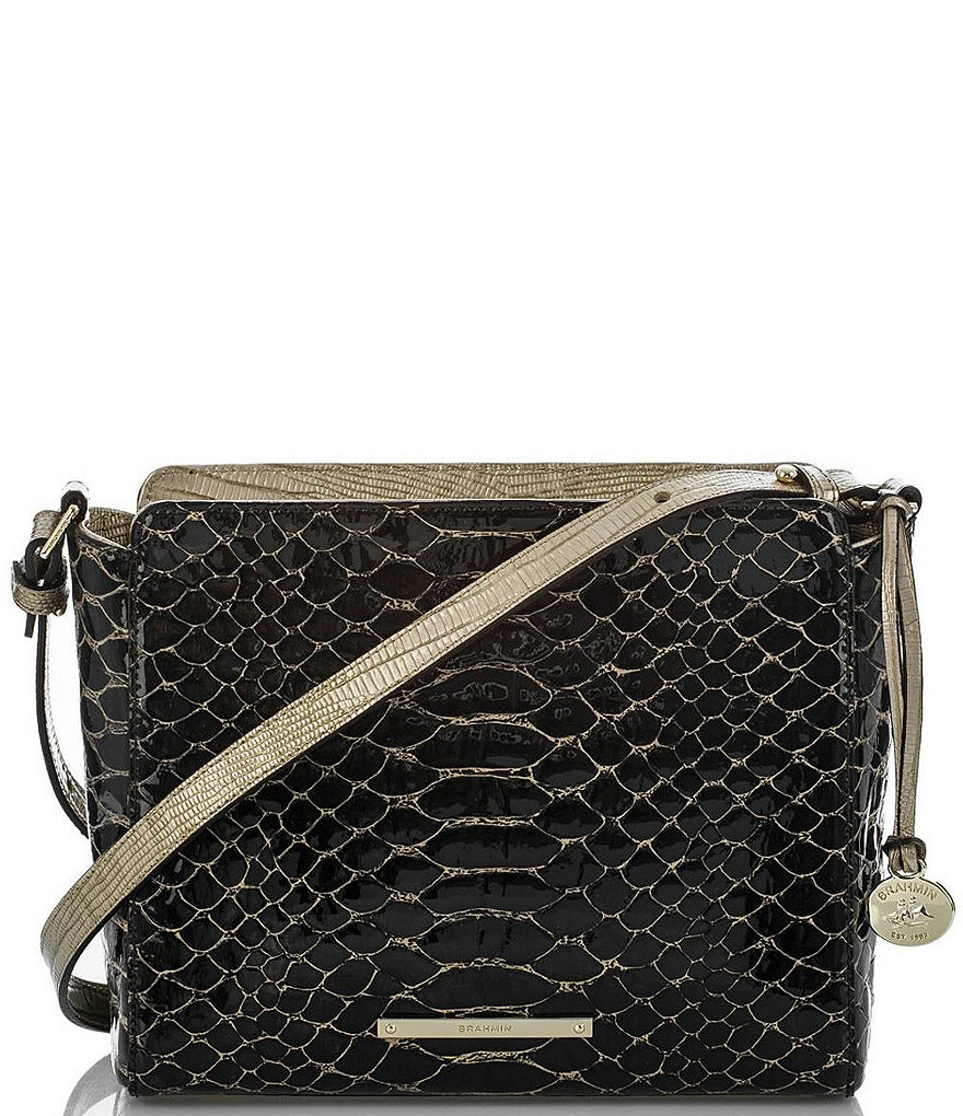 Brahmin Matsue Collection Carrie Cross-Body Bag