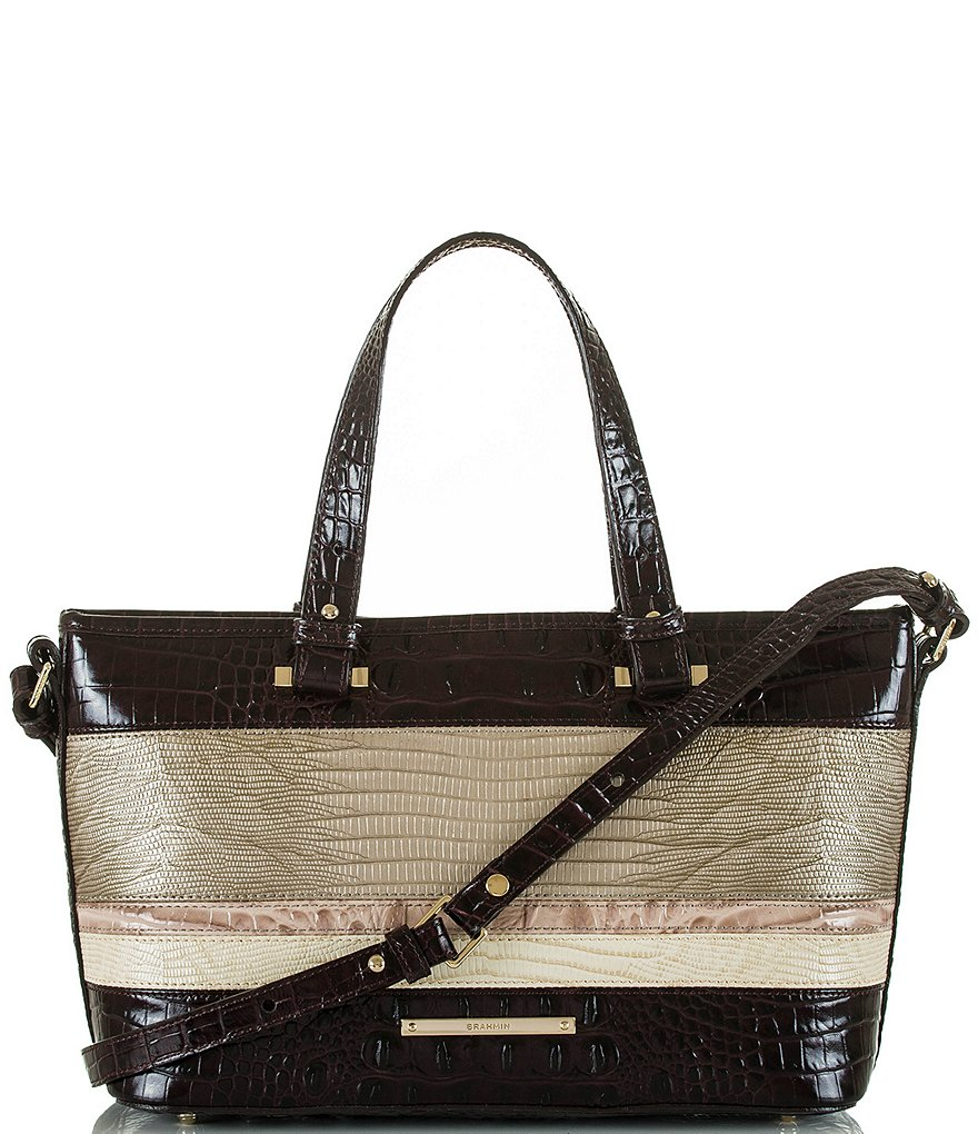 Brahmin Kapoor Collection Mini Asher Tote