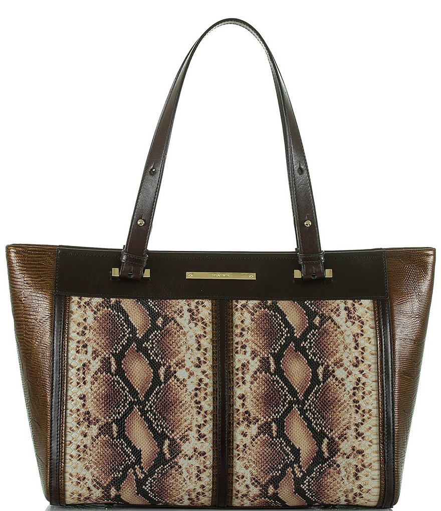 Brahmin Ellora Collection Medium Arno Tote