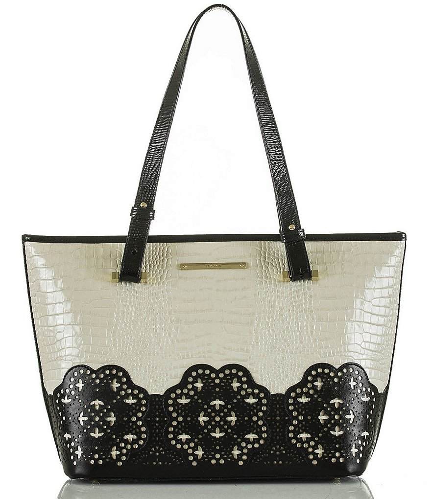 Brahmin Magnolia Collection Medium Asher Tote