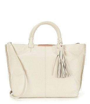 Botkier Quincy Tasseled Braided Tote