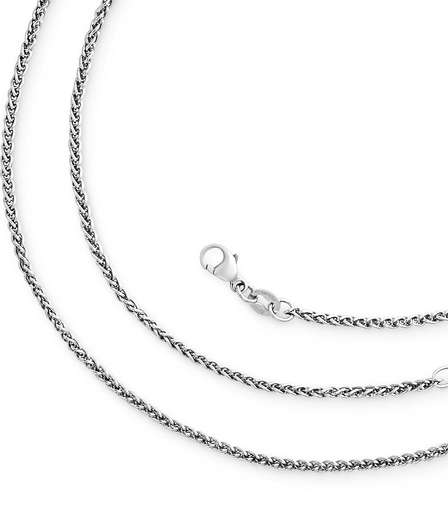 James Avery Light Spiga Chain