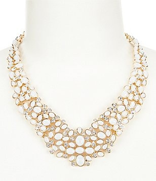Anna & Ava Tucker Statement Necklace