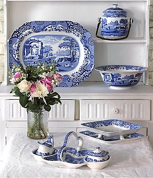 Spode Blue Italian 200th Anniversary Collection