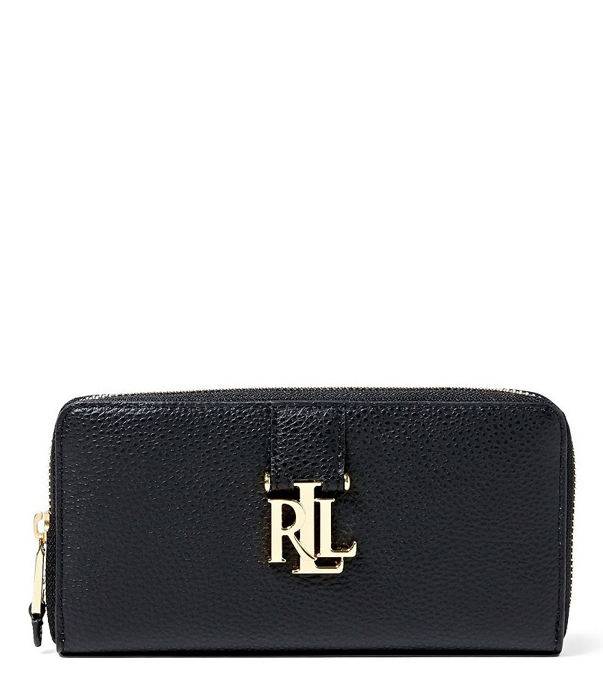Lauren Ralph Lauren Carrington Zip Wallet