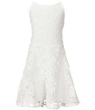 Penelope Tree Big Girls 8-14 Sleeveless Lace Dress