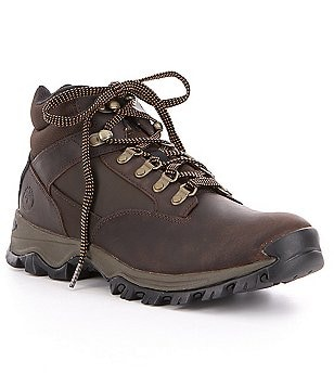 Timberland Men´s Keele Ridge Durable Leather Lace Up Hiking Shoes