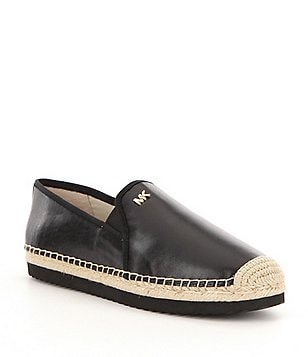 MICHAEL Michael Kors Hastings Nappa Slip On Espadrilles
