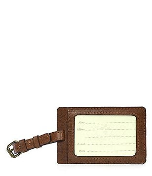 Patricia Nash Burnished Tooled Lace Collection Bagagli Luggage Tag