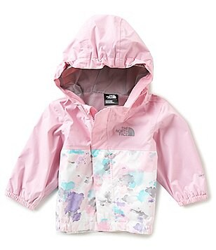 The North Face Baby Girls 3-24 Months Tailout Rain Jacket
