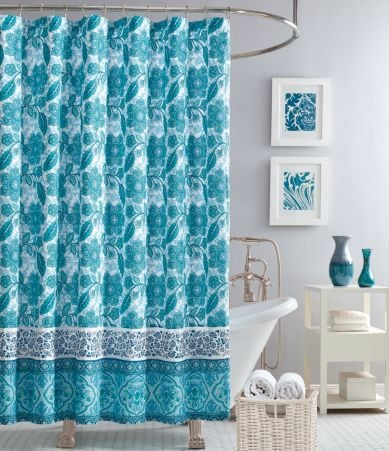 Curtains Ideas blue paisley shower curtain : Home | Bath & Personal Care | Shower Curtains & Rings | Dillards.com