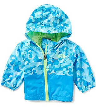 The North Face Baby Boys 3-24 Months Flurry Wind Hoodie