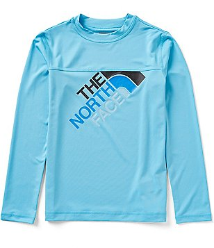 The North Face Big Boys 8-20 Hike/Water Long-Sleeve Tee