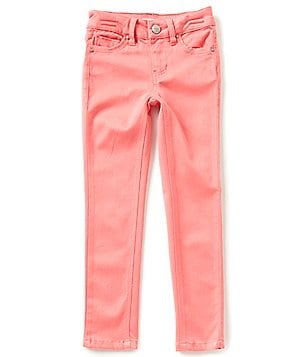 Copper Key Little Girls 4-6X Colored Skinny Jeans