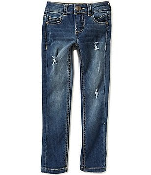 Copper Key Little Girls 4-6X Distressed Jeans