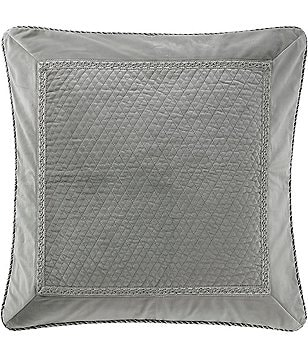 Waterford Ansonia Quilted Velvet Euro Sham