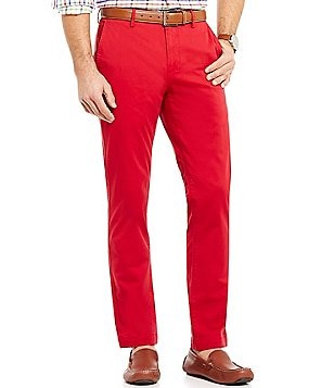Cremieux Soho Slim 5-Pocket Stretch Twill Pants