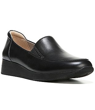 Naturalizer Janet Leather Slip-On Flats