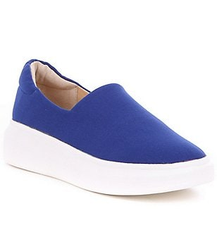 Sam Edelman Nerah Stretch Lycra Slip-On Sneakers