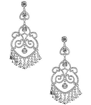 Anna & Ava Anna Chandelier Statement Earrings