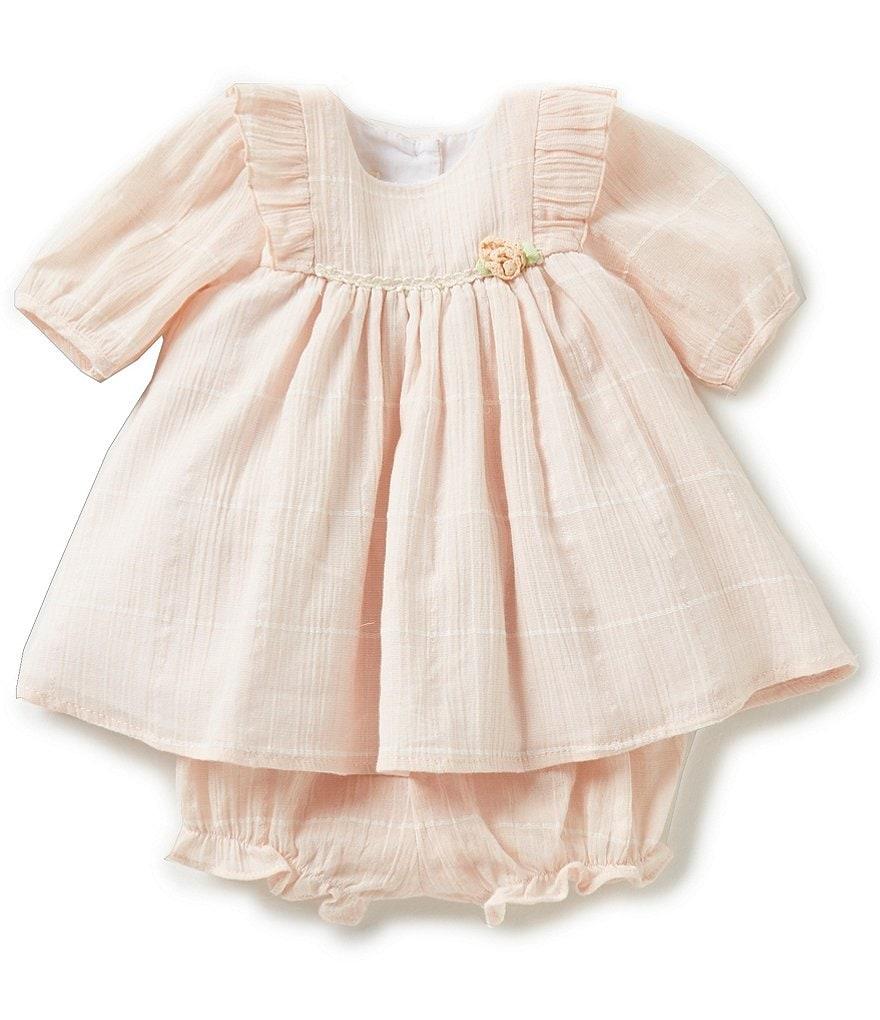 Laura Ashley London Baby Girls Newborn 24 Months Ruffle
