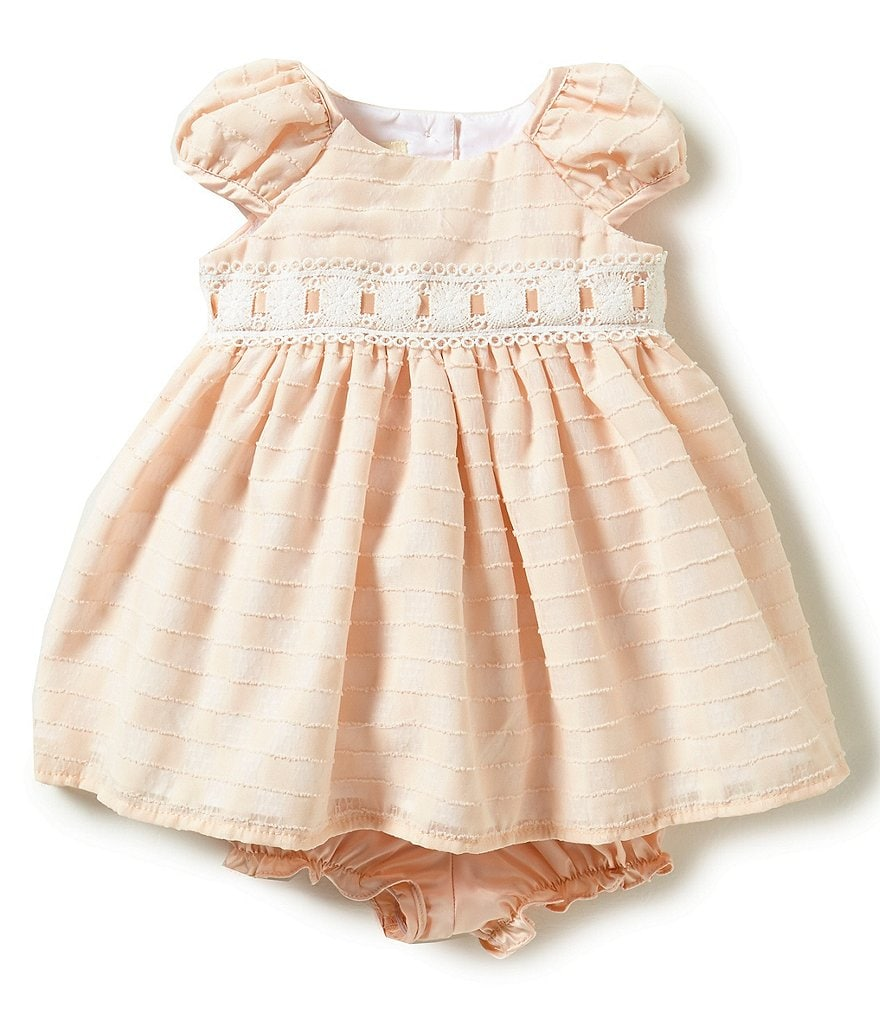 Laura Ashley London Baby Girls Newborn 24 Months Cap