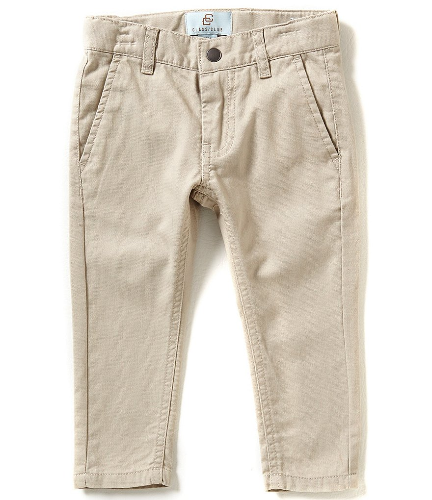 Class Club Little Boys 2T-7 Bedford Cord Pants