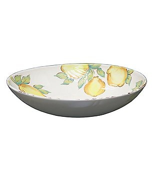 Artimino Lemon Serving Bowl