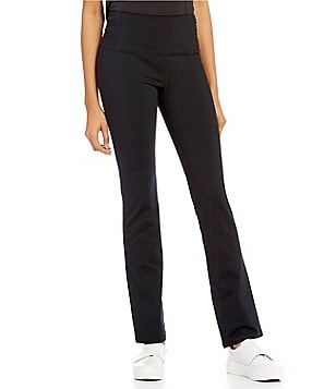 Calvin Klein Performance Compression Waistband Straight Leg Knit Pants