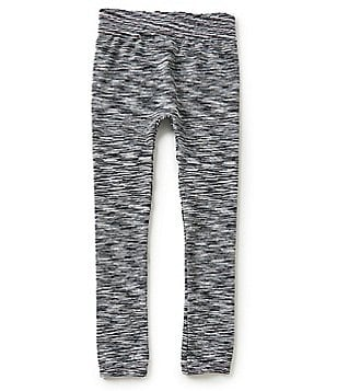 GB Girls Little Girls 4-6X Seamless Marled Leggings