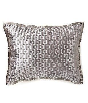 candice OLSON Ventura Shimmery Quilted Sham