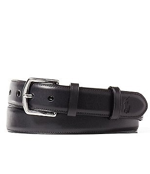 Polo Ralph Lauren Vachetta Leather Belt