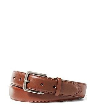 Polo Ralph Lauren Billet Vachetta Leather Belt