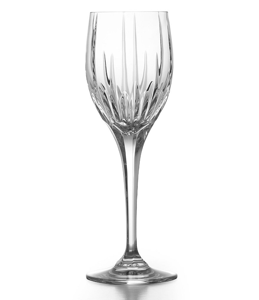 Mikasa Arctic Lights Spire-Cut Crystal Goblet