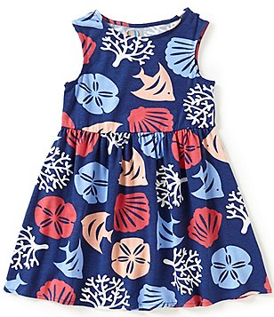 Adventure Wear by Copper Key Little Girls 2T-4T Printed Dress