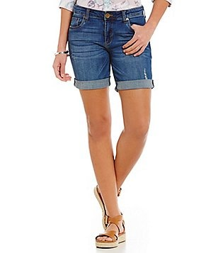KUT from the Kloth Catherine Boyfriend Shorts